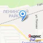 Алтайлифтсервис Плюс на карте Барнаула
