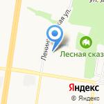 Каратэ Киокусинкай на карте Барнаула