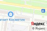 Схема проезда до компании Клён в Барнауле