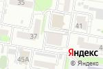 Схема проезда до компании Sports style в Барнауле