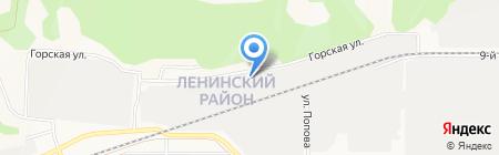 Управление механизации №3 на карте Барнаула