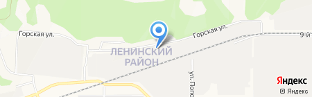 Строй Сезон на карте Барнаула