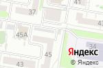 Схема проезда до компании Управление государственного авиационного надзора и надзора за обеспечением транспортной безопасности по Сибирскому федеральному округу в Барнауле