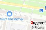 Схема проезда до компании Два пекаря в Барнауле