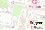 Схема проезда до компании Седьмое небо в Барнауле