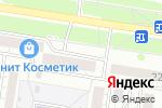Схема проезда до компании Вкусняшки в Барнауле