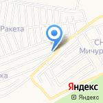 Елисейские бани на карте Барнаула