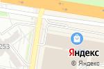 Схема проезда до компании Макдоналдс в Барнауле