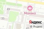Схема проезда до компании PROFESSIONNEL в Барнауле