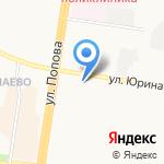 АлтайТрансСтрой на карте Барнаула