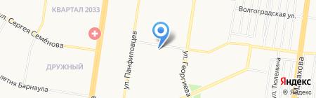 ProfiFix на карте Барнаула