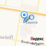 Chisto на карте Барнаула