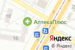 Схема проезда до компании Хозяйственный магазин в Барнауле