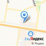 Сумочки и брючки на карте Барнаула