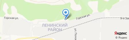 Новый стиль на карте Барнаула