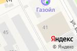 Схема проезда до компании Торгово-транспортная компания в Барнауле