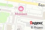 Схема проезда до компании Мастерская по ремонту обуви и изготовлению ключей в Барнауле