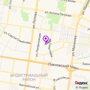 Диагностика МСКТ, Барнаул на карте