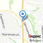 Арт на карте Барнаула
