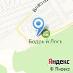 Русский Алтай на карте Барнаула
