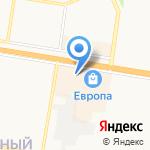 Оптика Блик на карте Барнаула