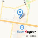 Отделение по делам несовершеннолетних Отдела полиции №2 УМВД по г. Барнаулу на карте Барнаула