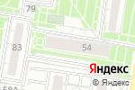 Схема проезда до компании Пирамида в Барнауле