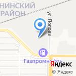 Центр по ремонту стартеров и генераторов на карте Барнаула