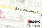 Схема проезда до компании Крокус в Барнауле