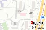 Схема проезда до компании Стоматологическая поликлиника №2 в Барнауле