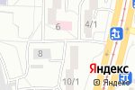Схема проезда до компании Ломбард+ в Барнауле