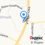 Ломбард+ на карте Барнаула