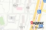 Схема проезда до компании Бьюти в Барнауле