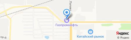 Кама-Сервис на карте Барнаула