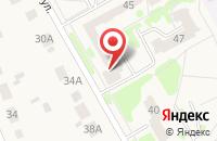 Схема проезда до компании Вереск в Барнауле
