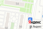 Схема проезда до компании ААБИТ-Климат в Барнауле