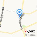 ДентАлекс на карте Барнаула