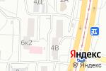 Схема проезда до компании Участковый пункт полиции Отдела полиции №8 УВД по г. Барнаулу в Барнауле