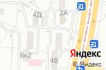 Схема проезда до компании Сабрина в Барнауле