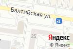 Схема проезда до компании Балтийская жемчужина, ТСЖ в Барнауле