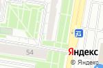 Схема проезда до компании Арт-дуэт в Барнауле