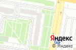 Схема проезда до компании Брейнстом в Барнауле