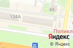 Схема проезда до компании Авиафлот в Барнауле