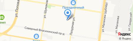 Хит на карте Барнаула