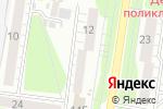 Схема проезда до компании Багетный Мастер в Барнауле