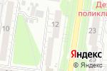 Схема проезда до компании XXI век в Барнауле