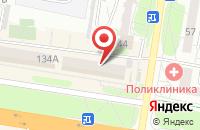 Схема проезда до компании Веселые Пиастры в Барнауле