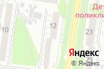 Схема проезда до компании Карамель в Барнауле