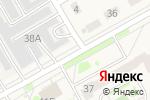 Схема проезда до компании Плюшка в Барнауле