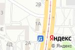 Схема проезда до компании Оптово-розничная компания в Барнауле